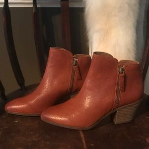 Frye Ankle Boots NEW!